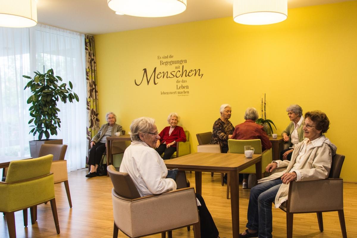 Pflegeheim Graz-Lend